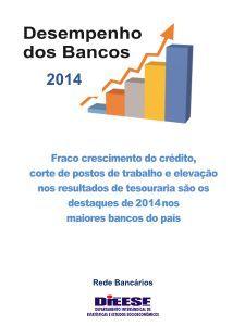 Desempenho dos bancos 2014