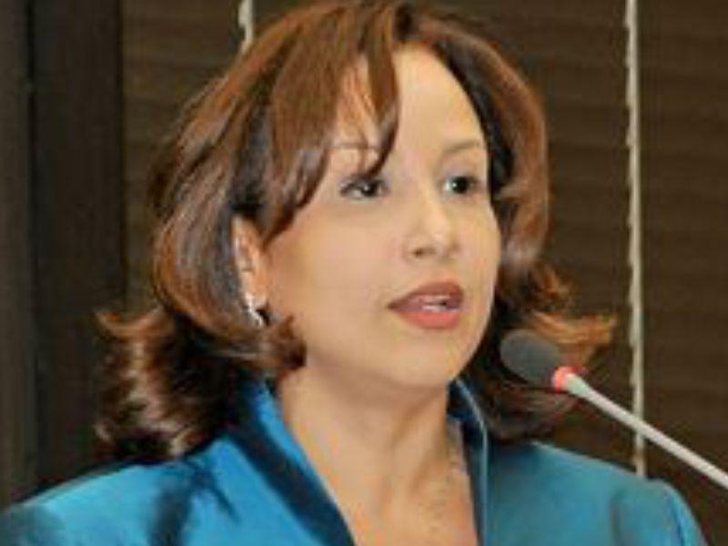 Presidenta da Associação dos Magistrados de Justiça do Trabalho de São Paulo, Patrícia Almeida Ramos.